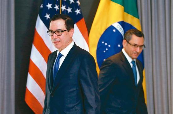G20多国代表呛声美贸易货币政策 美财长再成众矢之的