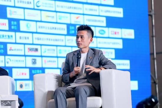 北京多点科技股份有限公司董事长兼总经理黄正世