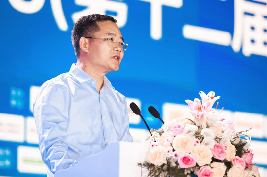启迪控股董事长、清华大学MBA校友会会长王济武