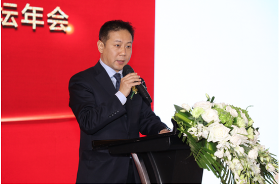 永新华控股张军:健全的养老服务体系也需连接互联网