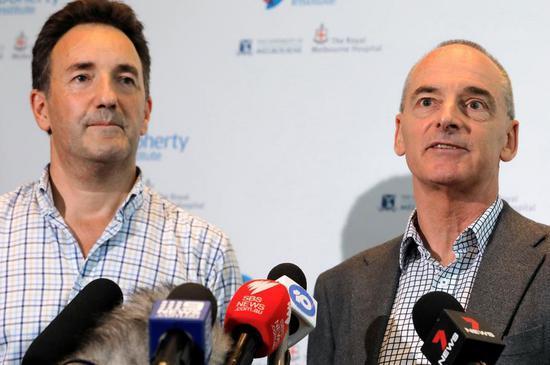 澳大利亚科学家成功培育新型冠状病