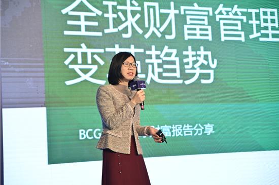 谭彦:中国财富管理机构在整个数字化变革等方面开始走在全球前列