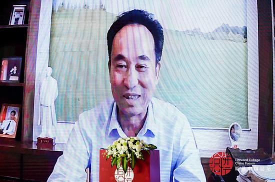 三明市人大常委会主任詹积富:政府要让医院院长不怕没有钱花