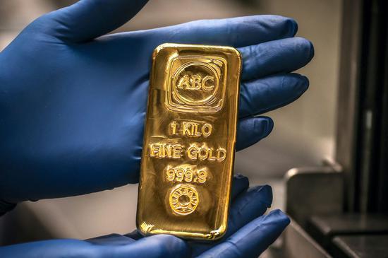 黄金期货周二小幅收跌 守住1900美元关口