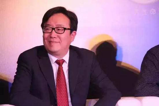 张宗韬 华农保险总裁