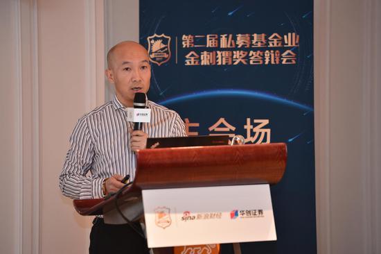 恒复投资恒执行董事、总经理兼投资总监刘强