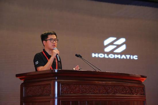 禾多科技(北京)有限公司创始人兼CEO倪凯