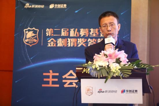 乐瑞资产创始人、董事长唐毅亭