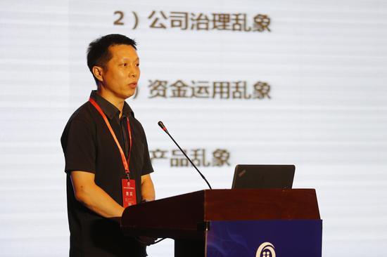 华海保险信息技术部总经理邬金华