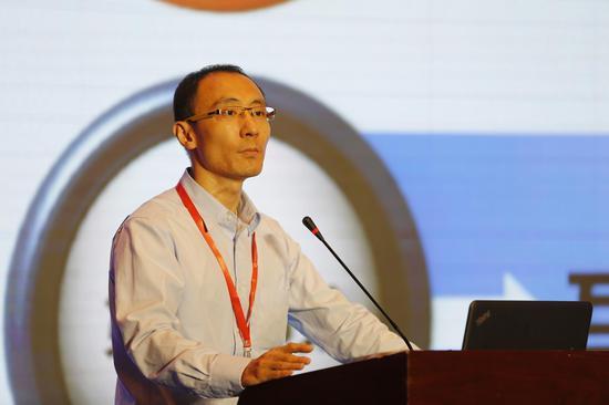 泰康在线信息技术中心大数据部门总经理崔蓝艺