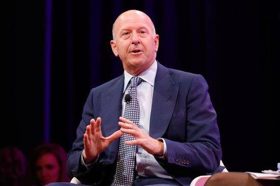 高盛正式任命现任首席运营官苏德巍(David Solomon)为下任CEO