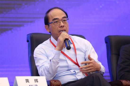 宽氪资本执行合伙人,欧美同学会上海分会副会长黄辉