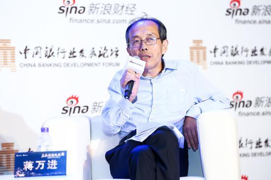 """""""蒋万进:小微企业融资难是一个世界性普遍面临的难题"""