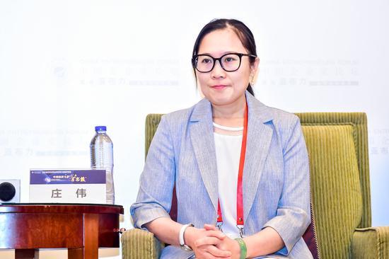 北京慈弘慈善基金会秘书长庄伟