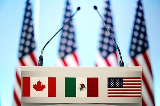 """美加""""拉锯""""谈判争议仍较大 NAFTA升级月底迎大限"""