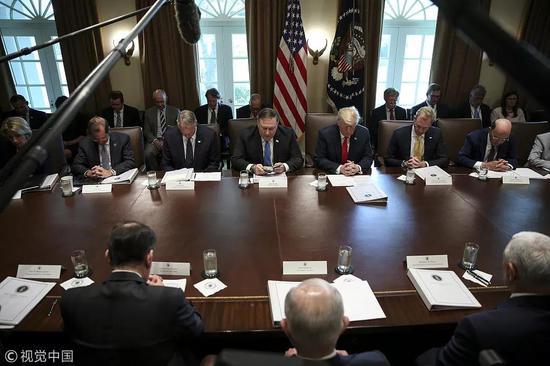 美媒:特朗普或今天宣布新一轮对华商品加征关税方案
