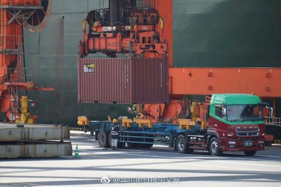 日本8月贸易逆差扩大近一倍 美液化天然气进口激增