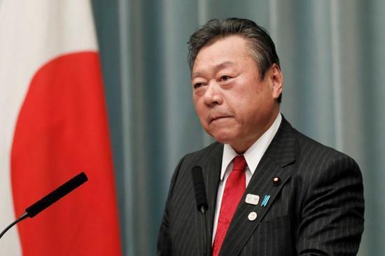 日本奥运大臣辞职+
