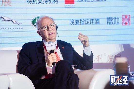 Steve ORLINS 中国应该进一步落实改革开放事项