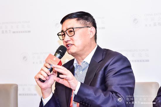 美好置业集团股份有限公司董事长刘道明