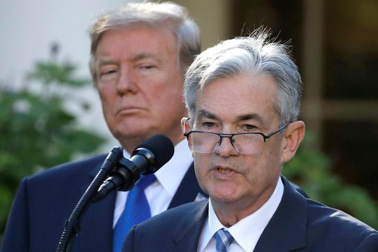 """特朗普点赞德国负利率 质问""""美联储在哪?"""""""