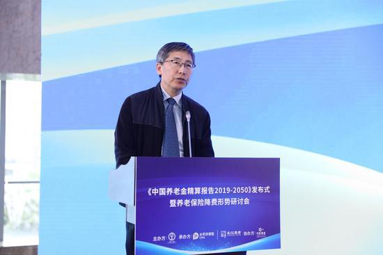 靳东升谈减税降费:提高企业支付能力和缴费积极性