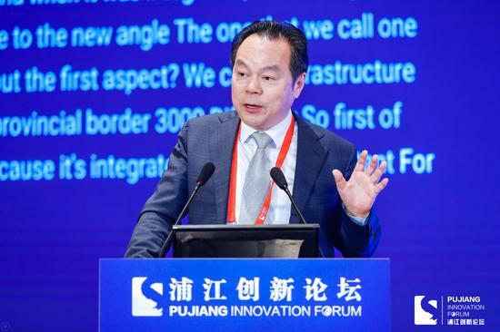 张兆安:探索体制机制创新 推动长三角要素流动