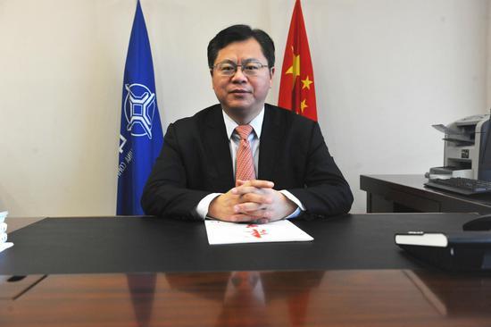 中国交建 董秘 周长江