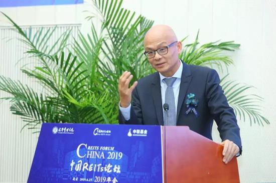 香港交易所董事总经理兼内地业务发展主管 毛志荣