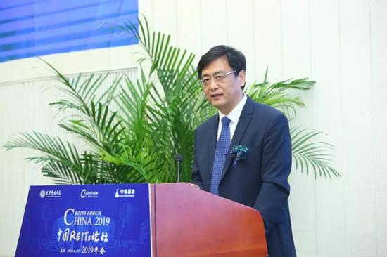 国家发展改革委投资司副司长 韩志峰
