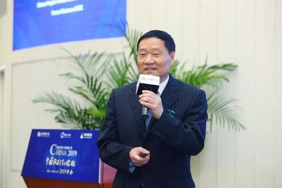 全国政协委员、中国证监会原主席 肖钢