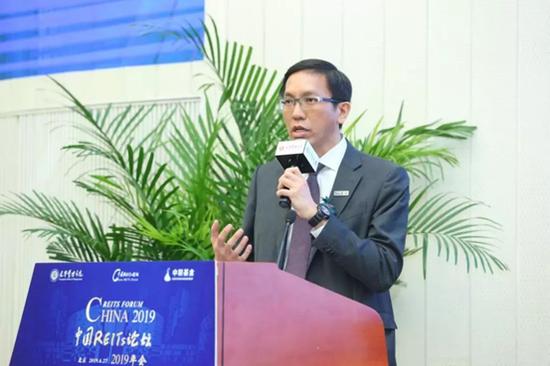 新加坡交易所高级副总裁Simon Lim