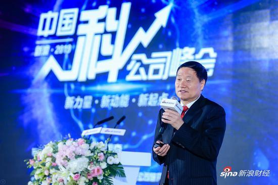 全国政协委员、中国证监会原主席肖钢