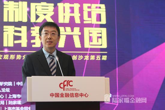 张辉:鼓励科创企业借助金融创新政策获得投融资支持