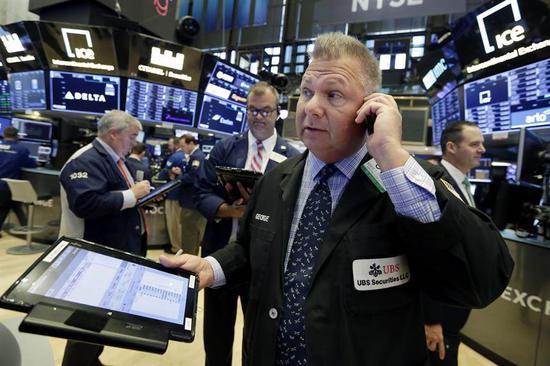 盘前:美股期指反弹 纳指期货涨逾1%