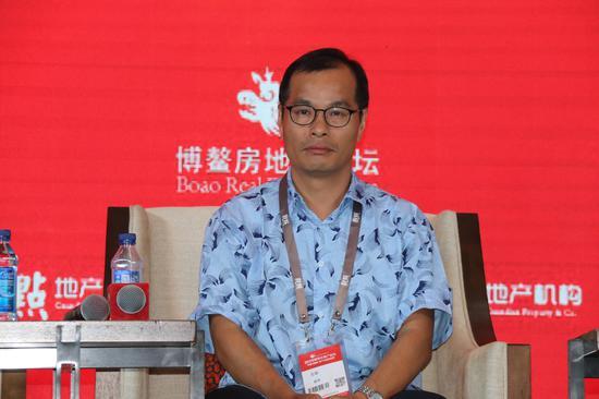 广东房协会长王韶:现在的房卖完就拉倒 都是短期服务