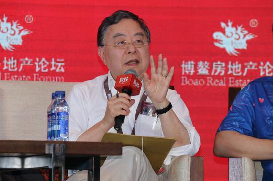 陈启宗:地产商主要靠借贷多半不成功 特朗普是失败者