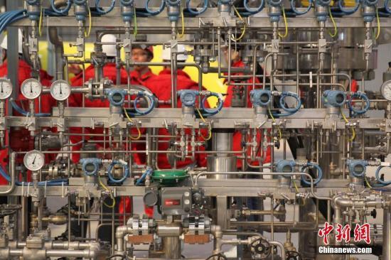 中国在四川新探明天然气储量逾920亿方