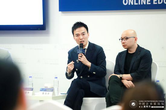 松鼠AI创始人栗浩洋:AI教育将改变传统教学模式