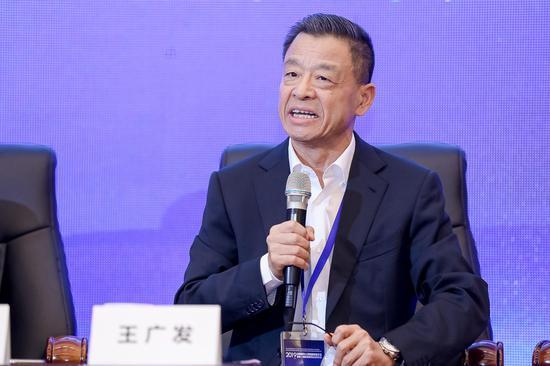 """王广发:海归回国创业""""位置""""最重要 和买房一样"""