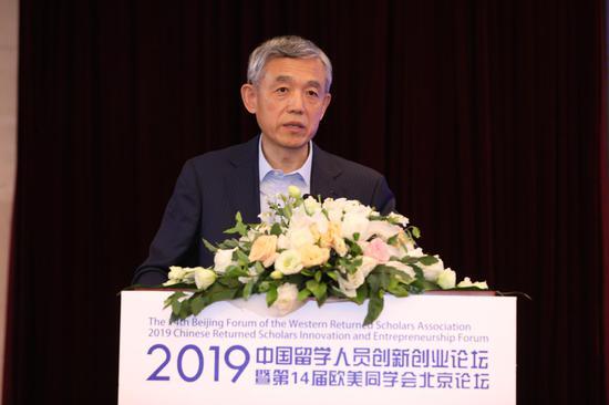 薛澜:哪天留学生的概念消失了 中国就真正现代化了