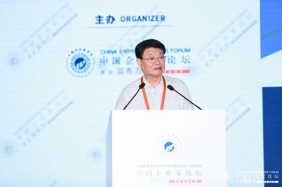什么软件可以赚钱_中国民生银行董事长洪崎演讲