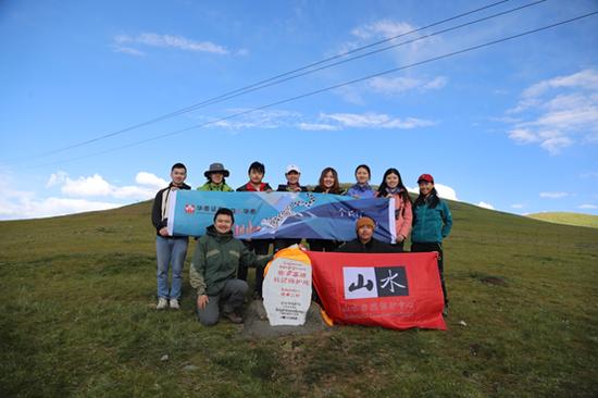 华泰证券志愿者奔赴长江源探索人与自然共生新可能