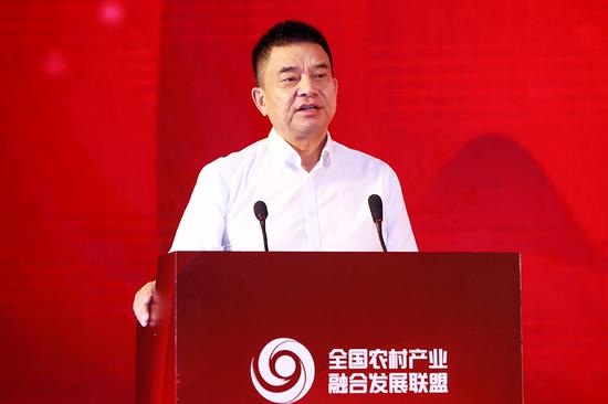 刘永好:农业产业发展要联动国家