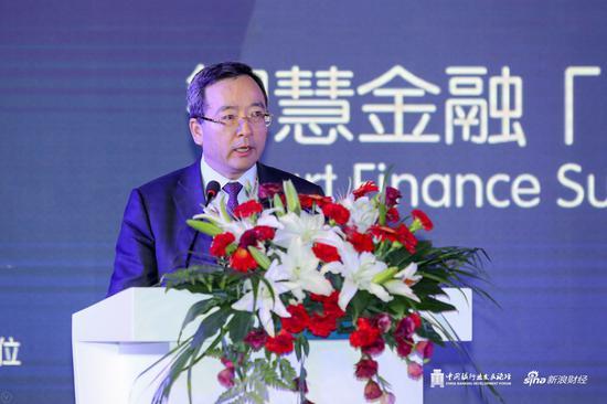 施顺华:招商银行将坚持金融科技银行战略