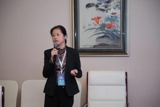 中和农信白雪梅:运用移动互联网技术实现线上放贷