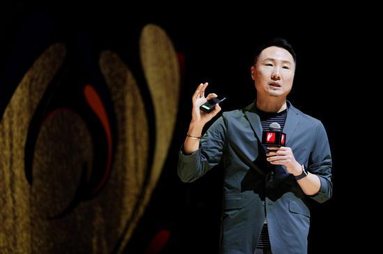 搜狐视频营销战略总司理及内容协作中间副总司理王忆景