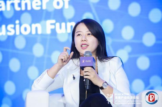美国Fusion Fund创始合伙人张璐:硅谷投资有3大特点