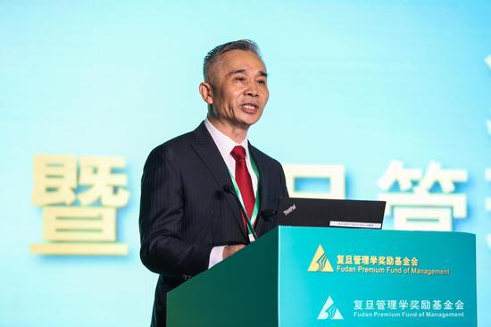 杨百寅:中国管理学应走中学为体、西学为用的道路