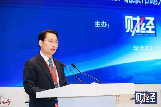 <b>北京通州区区长:推动人工智能等科技与财富管理结合</b>